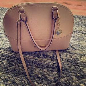 Anne Klein Used Purse - Rose Gold